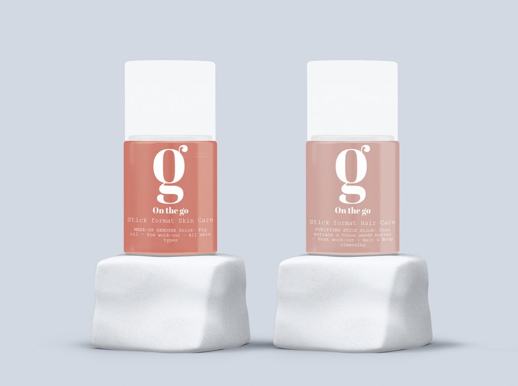 packaging on the go